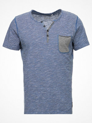 s.Oliver RED LABEL KURZARM Tshirt med tryck blue