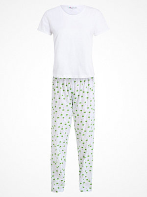 Even&Odd SET Pyjamas white/light blue