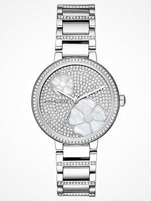 Michael Kors COURT Klocka silvercoloured