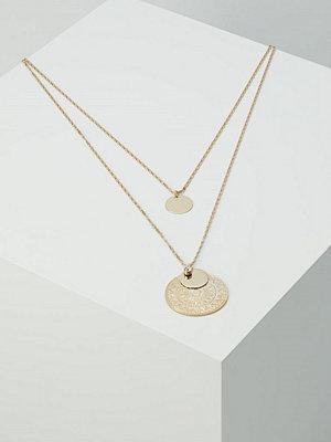 Topshop FILI DISC  Halsband goldcoloured