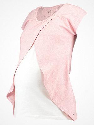 bellybutton STILL Tshirt med tryck temple melange/rose