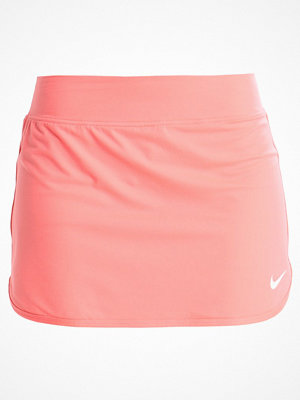 Nike Performance PURE Sportkjol lava glow/white