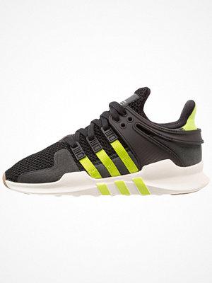 Adidas Originals EQT SUPPORT Sneakers coreblack/semi solar slime/offwhite