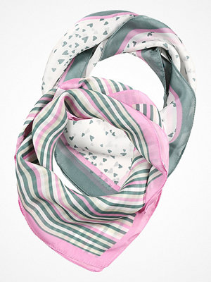 Even&Odd 2 PACK Scarf pink