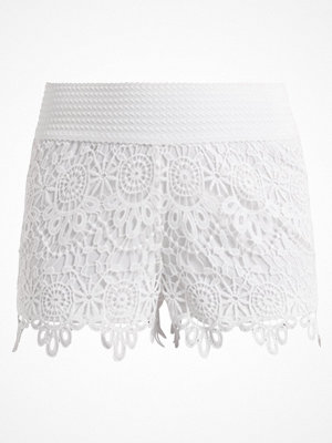 Hunkemöller CROCHETTA SHORT FLOW Bikininunderdel white