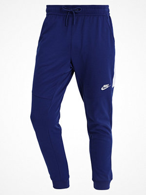 Nike Sportswear TRIBUTE Träningsbyxor deep royal blue/white
