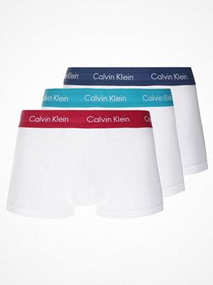 Calvin Klein Underwear STRETCH TRUNK 3 PACK Underkläder white