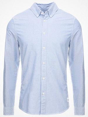 Skjortor - Calvin Klein Jeans WILBENS SLIM FIT Skjorta baleine blue