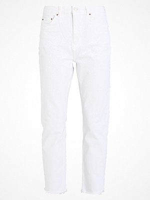 Topshop Jeans relaxed fit white