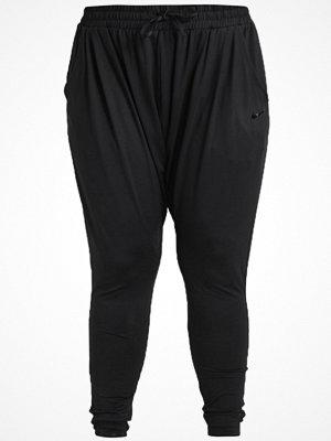 Nike Performance DRY FLOW PANT BEST Träningsbyxor black/clear