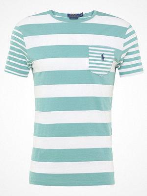Polo Ralph Lauren Tshirt med tryck diver green/class