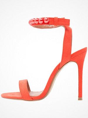 Topshop SUPERTROOPER Sandaletter pink