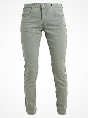 Cream LOTTE Jeans slim fit olive