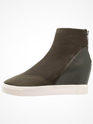 Steve Madden LIZZY Ankelboots olive