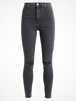 Topshop JONI NEW Jeans Skinny Fit washed black