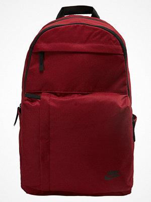 Nike Sportswear Ryggsäck red/black mörkröd