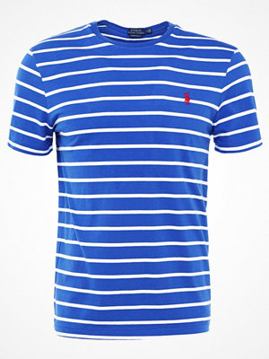 Polo Ralph Lauren SLIM FIT Tshirt med tryck provincetown blue