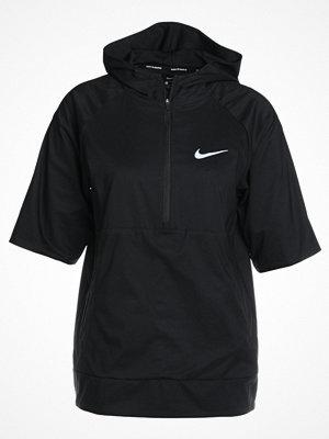 Nike Performance FLEX RUNNING HOODED JACKET Löparjacka black/reflective silver