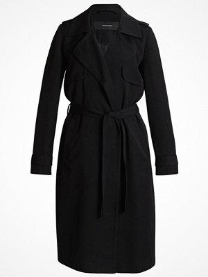 Vero Moda VMEXPORT NEW LONG JACKET  Trenchcoat black