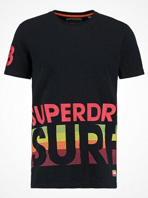 Superdry HORIZON CALI TEE Tshirt med tryck eclipse navy