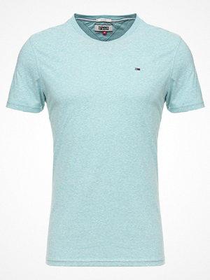 Tommy Jeans TRIBLEND TEE SLIM FIT Tshirt bas maui blue