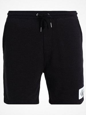Calvin Klein Jeans HOMEROS SLIM Träningsbyxor black