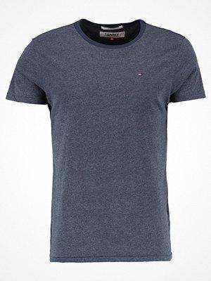 Tommy Jeans SLIM FIT Tshirt bas black iris