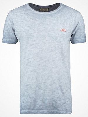 Shine Original SLUB TEE Tshirt med tryck thunder blue