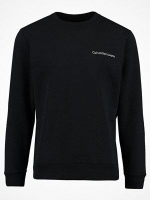Calvin Klein Jeans HOROS REGULAR FIT Sweatshirt black