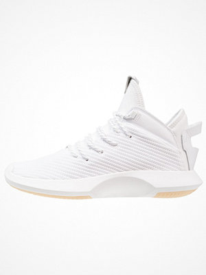 Adidas Originals CRAZY Höga sneakers footwear white/gold metallic