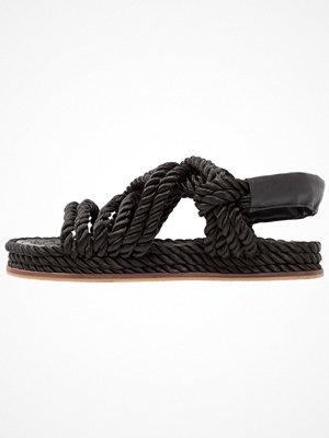 Topshop FIESTA Sandaler & sandaletter black