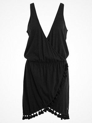Strandplagg - Brunotti MAUREA WOMEN DRESS Strandaccessoar  black