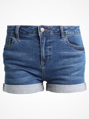 Shorts & kortbyxor - Even&Odd Jeansshorts blue denim