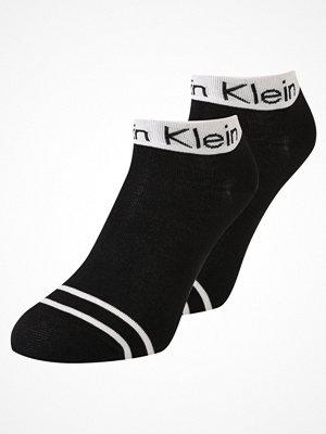 Calvin Klein Underwear ZOEY COOLMAX ANKLET 2 PACK Strumpor black