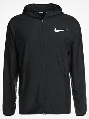 Nike Performance ESSENTIAL HOODED  Löparjacka black
