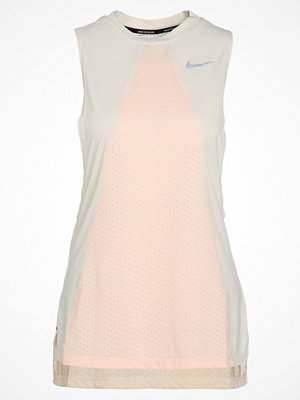 Nike Performance TAILWIND TANK COOL Funktionströja crimson tint/heather