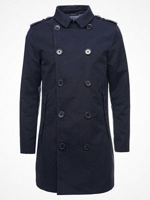 Trenchcoats - Superdry PREMIUM ROGUE  Trenchcoat dark navy