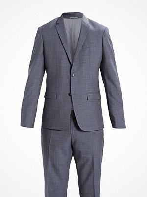 Kavajer & kostymer - Calvin Klein TILL PITTSBURGH MICROCHECK Kostym blue