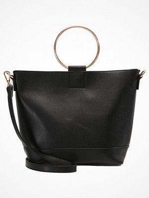 Handväskor - Dorothy Perkins MINI HANDLE Handväska black