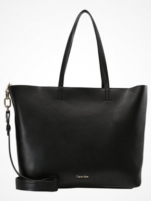 Calvin Klein REV SHOPPER Shoppingväska black