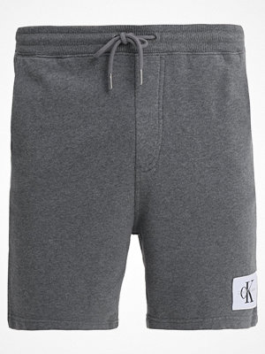 Calvin Klein Jeans HOMEROS SLIM  Träningsbyxor mid grey heather