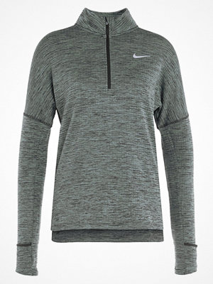 Nike Performance RUNNING THERMA SPHERE Funktionströja sequoia/heather/silver