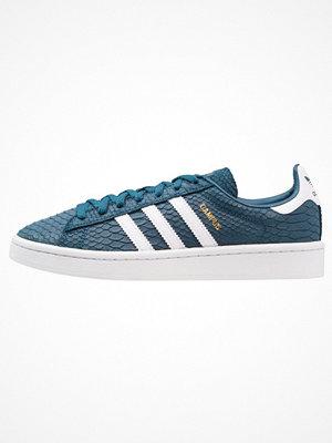 Adidas Originals CAMPUS Sneakers  petrol night/footwear white/gold metallic
