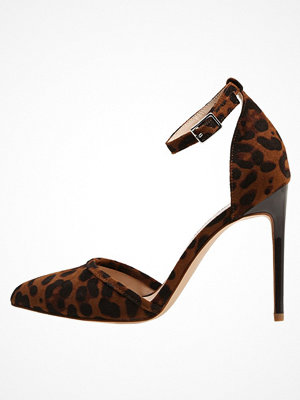 Even&Odd Klassiska pumps brown