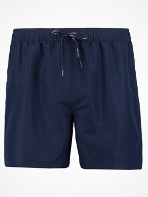 Badkläder - Calvin Klein Swimwear MEDIUM DRAWSTRING Surfshorts blue shadow