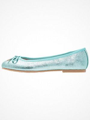Tamaris Ballerinas turquoise