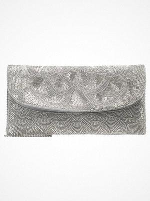 Anna Field Kuvertväska silver