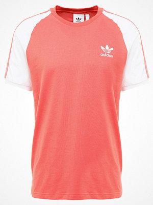 Adidas Originals ADICOLOR 3STRIPES TEE Tshirt med tryck trasca