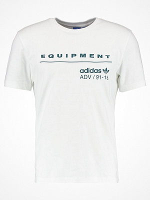 Adidas Originals CLASSIC Tshirt med tryck white