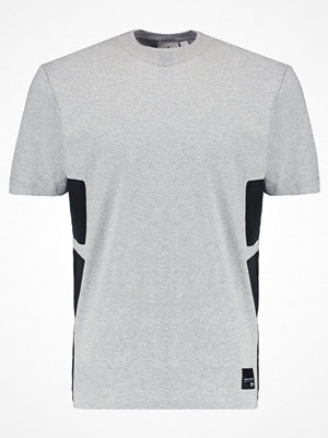 Adidas Originals BOLD TEE Tshirt med tryck mgreyh